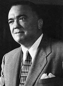 J. Edgar Hoover  FBI Overlord